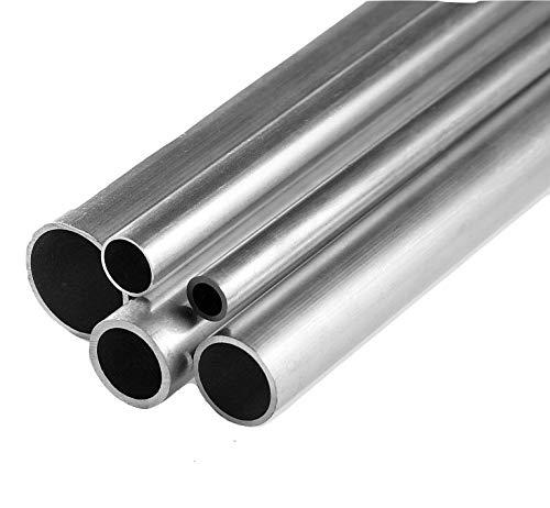 Aluminium Rundrohr, 32 mm x 1 mm x 2000 mm