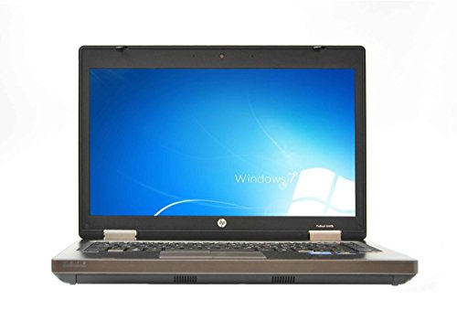 HP ProBook 6460b 14-inch portatile. ECCELLENTE Business macchina, PORTATILE LEGGERO design sottile, Intel Core i5 2.5 GHz, 4 GB RAM, ORIGINALE WINDOWS 7 PRO licenza