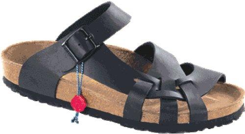 Birkenstock Pisa , Chaussures femme Black