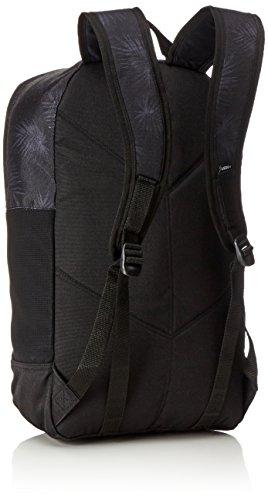 Vans Van Doren Iii Backpack Zaino Casual, 52 Cm, 29 Liters, Grigio (Heather Suiting) Nero (Tonal Palm)