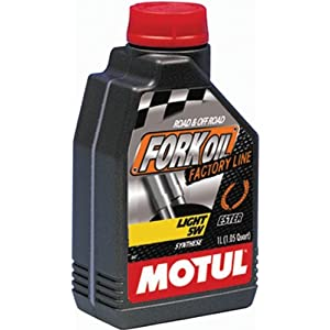 MOTUL Huile Fourche – VTT – Moto Light 5 W 1LT synthétique (Huile Fourche)/MTB Fork Oil Synthetic Light 5 W 1LT (oit Forks) pas cher