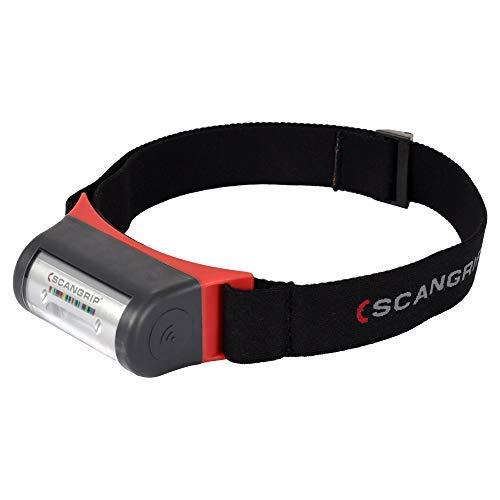 Scangrip 03.5446 I-MATCH 2 Stirnlampe für perfekte Farbanpassung -