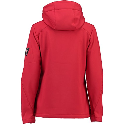 Geographical Norway Damen Tempete Lady Jacken Red