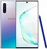 Samsung Galaxy Note 10 (Aura Glow, 8GB RAM, 256GB Storage) with No Cost EMI/Additional Exchange Offers
