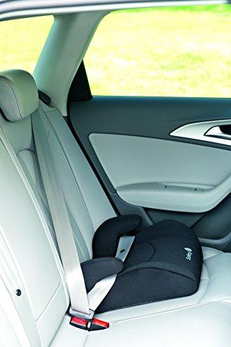 Safety 1st 85347641 - Manga Autositzerhöhung - Kindersitz Gruppe 2/3 (ab 3,5 bis 12 Jahre), full black -