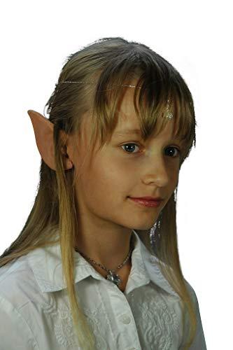 Maskworld Elfen Ohren für Kinder aus Latex