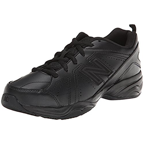 New Balance Kids Unisex KX624 (Little Kid/Big Kid) Black Sneaker 1.5 Little Kid XW