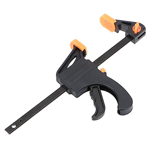 itimo diywork Holz Board Clip Clamp Ratsche Zimmerei Feste Clip Quick Release Schnelles Squeeze Holz F Ordner Clip