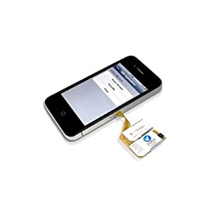 Triple-Sim Adapter iPhone 4/4s