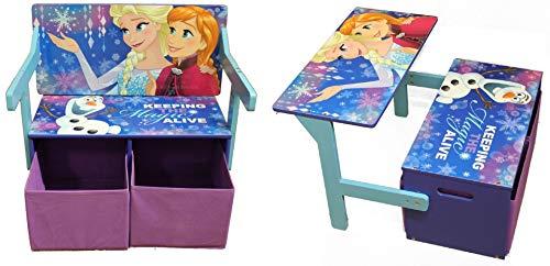 Disney Frozen 3 en 1 Muebles