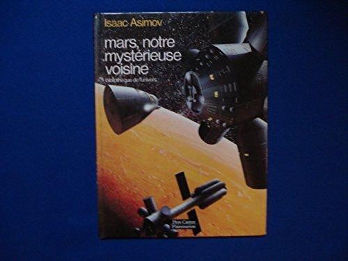 Mars, notre mystérieuse voisine par Isaac Asimov