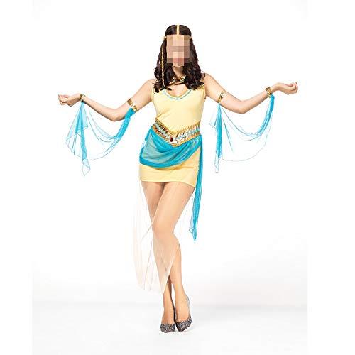 Arabische Tänzerin Schwarz Kostüm - kMOoz Halloween Kostüm,Outfit Für Halloween Fasching Karneval Halloween Cosplay Horror Kostüm,arabische Tänzerin Kostüm Halloween Cosplay Kostüm Griechische Platin Göttin Kleid