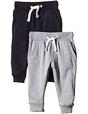 Magic Kids Jungen Sweathose, 2er