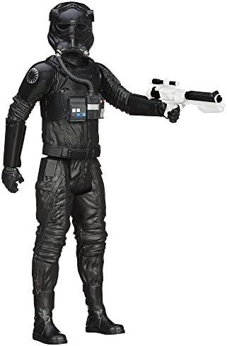 Star Wars Le réveil de la Force 30,5 cm Premier Ordre Tie Fighter Pilot | Exceptionnelle