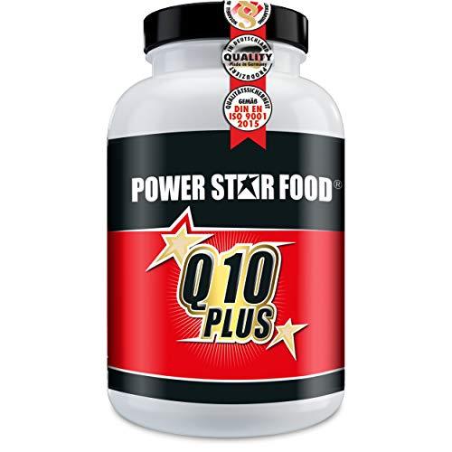 Q10 PLUS - Coenzym Q10 Komplex mit Magnesium und Vitamin E - starkes Immunsystem - gegen Entzündungen - junges Hautbild - gesundes Herz-Kreislaufsystem - 100 Tabletten - Arzneibuchqualität