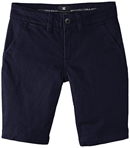 DC Clothing Jungen Short, Worker Straight Leg, Blau - Blau (Indigo), Einheitsgröße (Walkshorts Shorts)