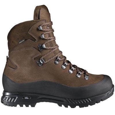 Hanwag Uomo Alpine Berg scarpe, (marrone), 42 EU