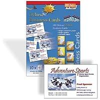 DECAdry OCC-3729 - cartes de visite (84 mm, 54 mm, 10 feuilles, 1000 pièce(s))