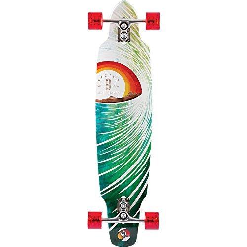sector-9-horizon-green-925x39-2512-drop-thru-sidewinder-complete-longboard-skateboard-by-sector-9