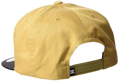DC Shoes Herren Snappy Cap Amber Gold