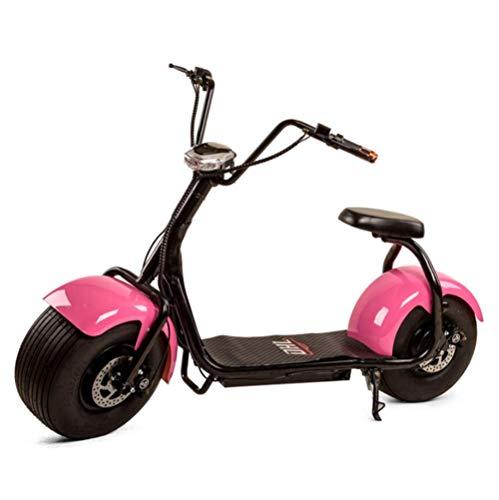 OOBY Motocicleta Eléctrica Harley Scooter Adulto: Colores Múltiples para Elegir