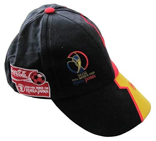 Coca-Cola- FIFA World Cup 2002 Korea Japan - Deutschland - Basecap