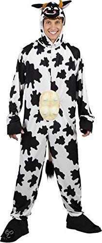 Seiler24 Kuh Kostüm für Herren Gr. 54/56 Karneval