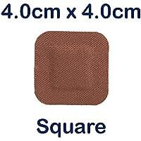 500x Steroplast Premium Ultra selbstklebend Medical Grade Square Cut Pflaster Verband 4cm x 4cm preisvergleich bei billige-tabletten.eu