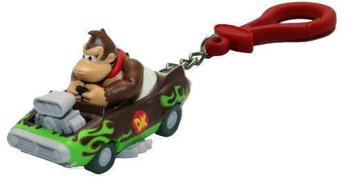 Nintendo Mario Kart Wii Schlüsselanhänger Donkey Kong