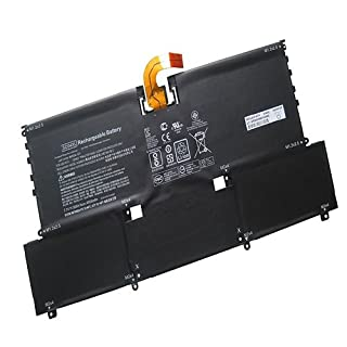 amsahr 7.7 V 4950 mAh Replacement Battery for HP SO04XL/843534-1C1/844199-855