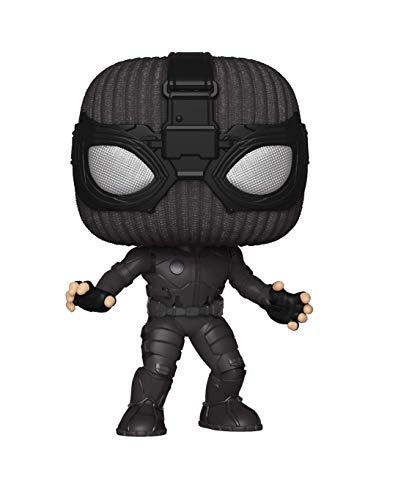 Funko- Pop Vinyl Far from Home: Spider-Man (Stealth Suit) Figura Coleccionable, (39208)