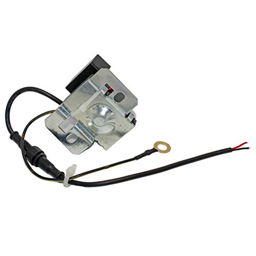 Ampere-batterie Isolator (Homyl 200A Ampere Batterie-Trennen Relais Doppelbatterie Isolator Relais Für Auto LKW PKW)