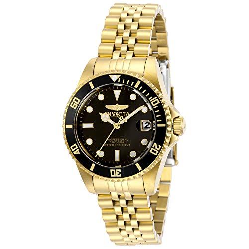 Invicta Pro Diver Reloj de Mujer Cuarzo Correa y Caja de Acero 29190