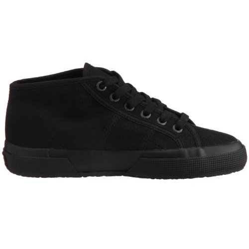 Superga  2754 Cotu, Baskets hautes  mixte adulte Noir (997)
