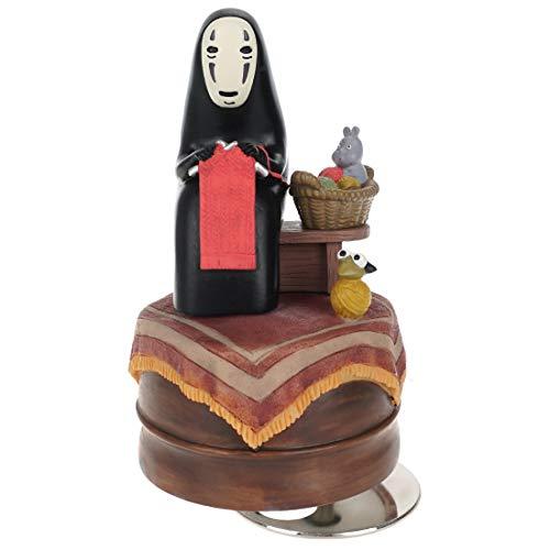 CoolChange Chihiros Reise ins Zauberland Ohngesicht Spieluhr, Variante: Ohnegesicht strickt