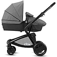 CBX Bimisi Flex - Cochecito plegable con silla 2-en-1, color comfy grey