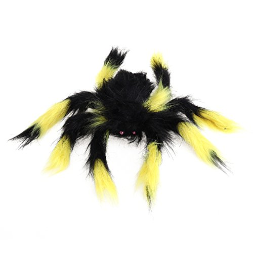 Tinksky Spinne Plüsch Spielzeug Halloween Party Scary Dekoration Haunted Haus Prop Haunted Haus Prop Indoor Outdoor Yard Halloween Decor 12