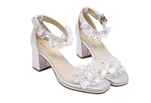 cinderella-crystal-diamond-sandals-pumps-chunkly-heels-mid-heels-sandals-womens-fashion-elegant-squa