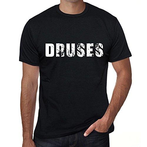 druses Herren T Shirt Schwarz Geburtstag Geschenk 00554