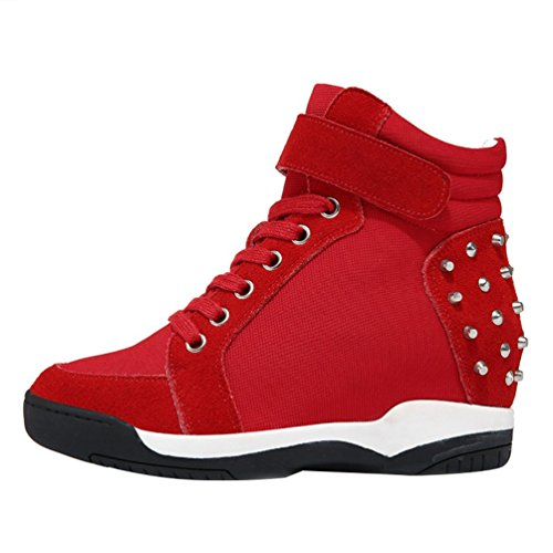fq-real-womens-rivets-decorated-lace-up-suede-athletic-fashion-sneakers-45-ukred