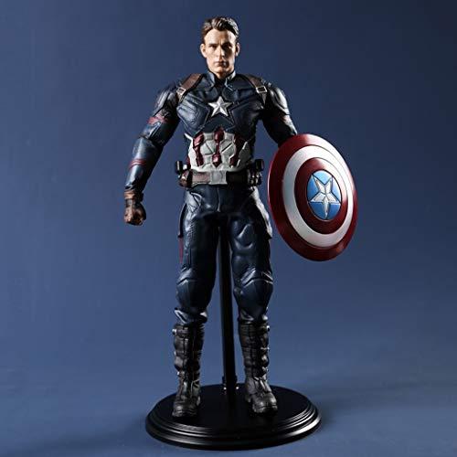 HNLJ Iron Man Spielzeug Tony Stark Filmfigur Skulptur Ausrüstung Spielzeug Dekoration Modell Handwerk Statuen