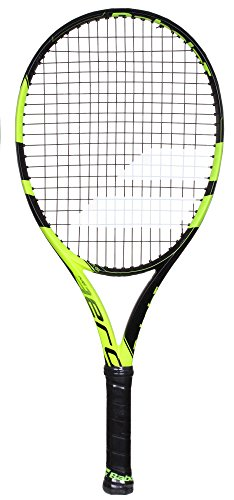 Babolat Pure Aero Junior 25 Tennisschläger, Unisex Kinder, Pure Aero Junior 25, Griff l0 l1 -