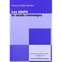 Grapo - un estudio criminologico (Estud.Der.Penal Y Criminol)