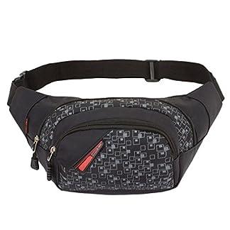 41dfiXcOtCL. SS324  - Malloom Universal Hombre y Mujer Deportes Bolsa de Portátil Crossbody Riñonera Bum Bag