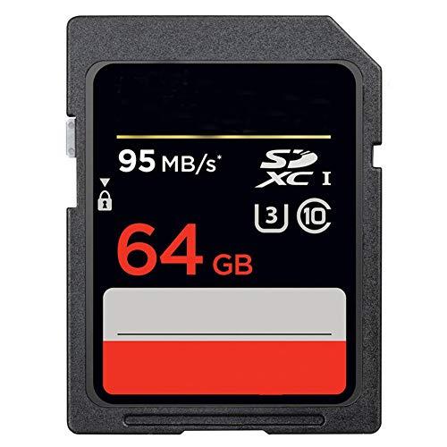 YTBLF High-Speed-Speicherkarte Micro-SLR-Digitalkamera-Speicherkarte 95M / s 32GB / 64GB / 128GB / 256GB,64GB
