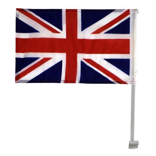 2PACK Union Jack KFZ Flagge