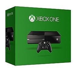 Microsoft XBOX ONE CONSOLE ONLY, X-Box One/ Bundle bestehend aus: Konsole/ USK: keine Jugendfreigabe