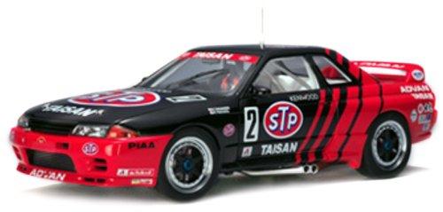 NISSAN SKYLINE GT R (32) GROUP A 1993 (STP TAISAN #2) (DIECAST MODEL) TOY (JAPAN IMPORT)
