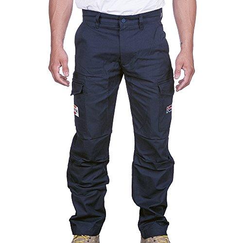 Pantaloni Lunghi Uomo Trapper HRC Repsol Honda - Blu - 36