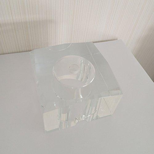 Sursy Kupferstäbe führenden_2 Schwanenhals pick crystal Basis Edelstahl net Serie Universal tippen Wasseranschluß, Crystal base rutschfeste Matte